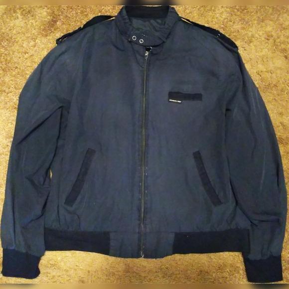 Members Only Other - Vintage Navy Blue Member's Only Jacket Men's L